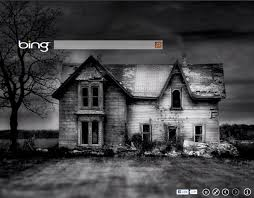 pictures of cartoon haunted houses check out bing u0027s halloween haunted house homepage