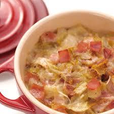 cuisiner endives cuites gratin d endives au jambon une recette différente cuisinons les