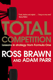 Total Competition Book By Ross Brawn Adam Parr Official
