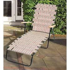 Lightweight Aluminum Webbed Folding Lawn Chairs Amazon Com Rio Brands Rio Deluxe Folding Web Chaise Lounge Chair