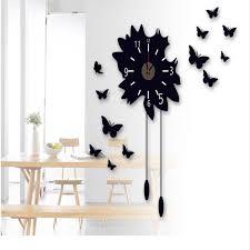 Home Decor Online Shopping India by Terrific Cheap Wall Clocks Online 74 Buy Fancy Wall Clocks Online
