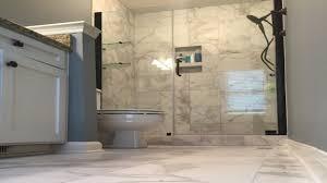 porcelain tile bathroom ideas marble porcelain tile bathroom home decorating interior design