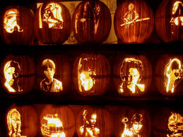 sci fi jack o lanterns including thundercats twilight lotr