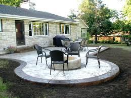 concrete patio design u2013 hungphattea com