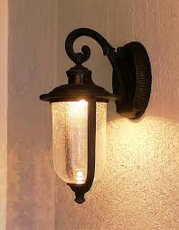 Motion Activated Outdoor Light Fallbrook 9