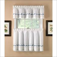 target curtains and blinds kitchen rooms valance navy modern
