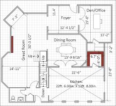 kitchen floor plans collection large kitchen floor plans photos home decorationing ideas