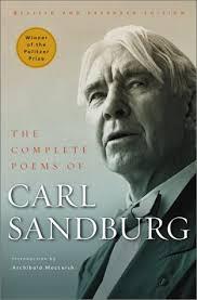 carl sandburg my hero