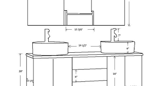 awesome amazing vanity height for vessel sink bathroom countertop