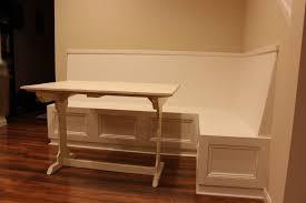 Breakfast Bench Nook Kitchen Design Alluring Corner Bench Kitchen Table Dining Nook