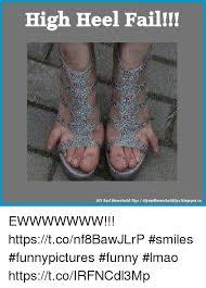 High Heels Meme - 25 best memes about high heel fails high heel fails memes