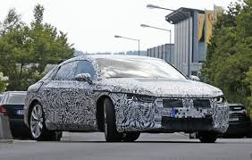 bmw volkswagen 2016 2018 volkswagen cc spied benchmarking against 2016 ford focus rs