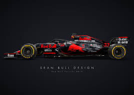 porsche concept cars this red bull porsche concept shows how 2018 cars will look with