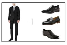 how to coordinate your suits and shoes like a pro business insider