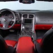 Corvette C6 Interior 2007 Corvette C6 W Z51 Package And Interior 6 Madwhips