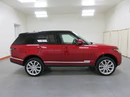 land rover red red rover range rover for sale used cars on buysellsearch