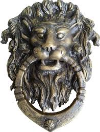 antique bronze lion antique bronze lion s ring door knocker dk108 antiques
