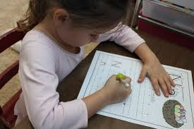 prek letter n confessions of a homeschooler