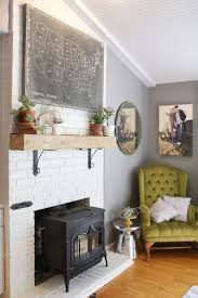 Living Rooms With Fireplaces by 88 Best Fireplaces Images On Pinterest Fireplace Ideas