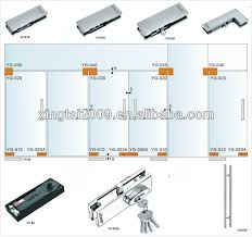 patch fitting glass door italy glass door overpanel pivot patch fitting with plate yg4030p