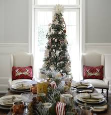 Holiday Table Decorating A Rustic Woodland Holiday Table U2014 Sanctuary Home