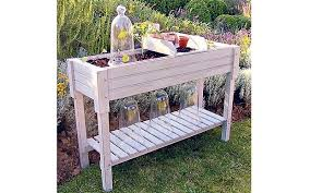 Garden Potting Bench Get Sorted For Spring Potting Benches Telegraph