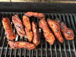 smoked u0026 braised country style ribs grandpa u0027s grill and wine
