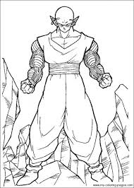 printable dragon ball coloring pages 49159