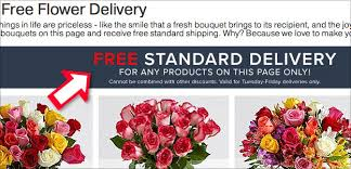 flower delivery free shipping proflowers free shipping top 7 coupons 1 is best 2018