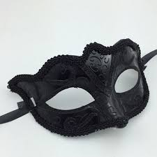 cat masquerade mask 2018 women black fox cat mask venetian masquerade