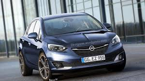 vauxhall usa 2016 opel astra render shows upscale styling