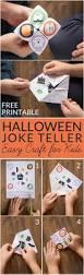 how to make halloween joke tellers for kids halloween jokes