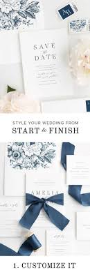 create your own wedding invitations sparkling sky starry wedding invitation design and