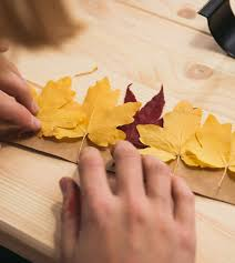 leafy craft ideas for kids