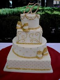 50th wedding anniversary cakes 50th anniversary cakes ideas decorating of party