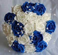 Blue Wedding Bouquets The 25 Best Royal Blue Flowers Ideas On Pinterest Royal Blue