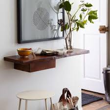 entry shelf edge entry shelf west elm