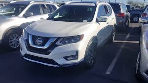 nissan rogue interior 2017 2017 nissan rogue sl new interior color youtube