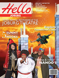 hello joburg november 2014 by spinnercom media issuu