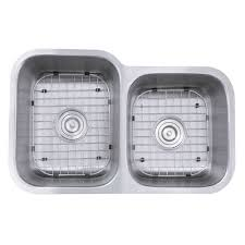 Double Stainless Steel Kitchen Sink by Heavy Duty Stainless Steel Undermount Kitchen Sinks