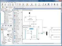 flowchart membuat sim visual paradigm flow chart how is water made diagram