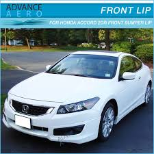 2010 honda accord parts for 08 09 10 honda accord 2dr coupe hfp style poly urethane auto