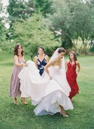 11 wedding etiquette tips the bridal party brides