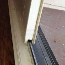 Patio Door Seals Charming Sliding Patio Door Weather Seal Photos Best Interior