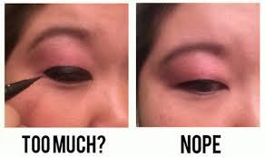 Eyeliner Meme - floating eyeliner hack is a game changer for monolids maven
