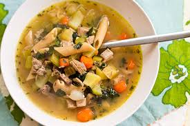 Thanksgiving Soups Turkey Noodle Soup Using Thanksgiving Leftovers Wishful Chef