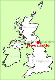 Sheffield England Map by Newcastle Maps Uk Maps Of Newcastle Upon Tyne