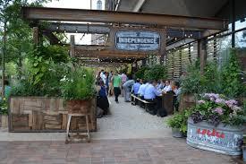 Urban Gardening Philadelphia - independence beer garden philadelphia usa groundswell design