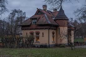 photo stockholm sweden mansion cities building design