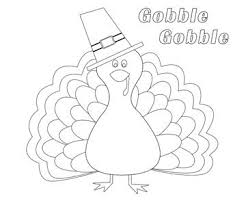 ideas of turkey printable coloring pages on letter template